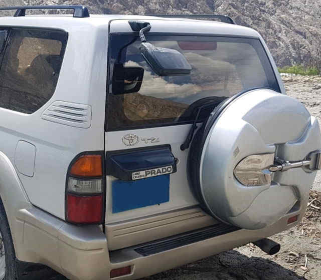 Hunza Wheels Find The Car